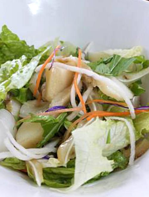 チラガー簡単サラダ