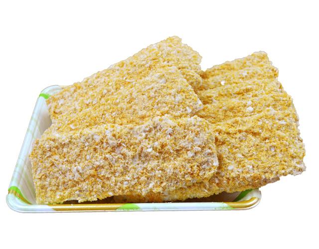 冷凍食品チキンカツ角