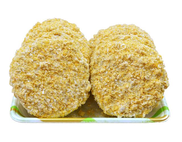 冷凍食品チキンカツ(丸)