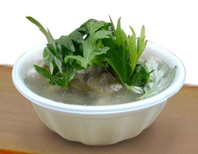 ヤギ汁(ヒージャー汁)・牛汁・ソーキ汁出張配達
